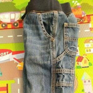 Gymboree jeans size 2t with comfort waist